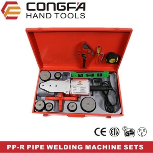 China CF63-A5 Doulble Insulator PPR Welding Machine Equipment on sale