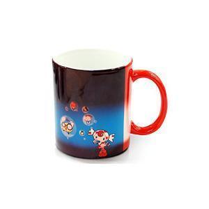 China 11oz full changing color mug-orange on sale