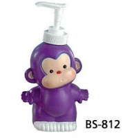China Vinyl cup and daily use series Product  Cartoon bath liquid bottle on sale