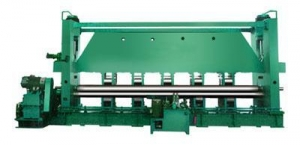 China 3 roll plate bending rolls Plate bending rolls used for vessel on sale