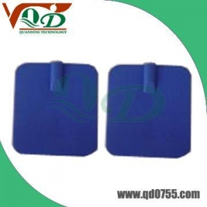 China Silicone Electrodes Silicon Rubber Electrode Pads on sale