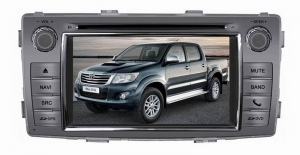 China Wince Special Car DVD HILUX on sale