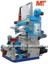 China stack type roll to roll printing press machine on sale