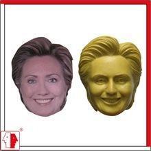 China MING PEOPLE Custom Polyresin Hillary Bobblehead as president bobble head on sale
