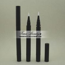 China TM-CP8204A 1.2ml twist up liquid eyeliner pen/lipliner pen with thin sponge tip on sale
