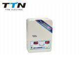 China AC Automatic Voltage Regulator PC-tm3000va-12kva Relay Control Voltage Regulator on sale