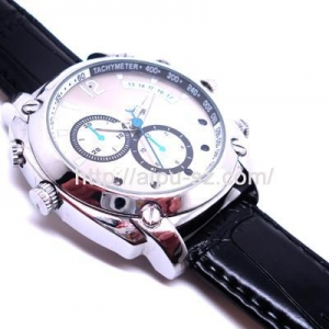 China 2015 Popular Designed IR Night-vision HD Mini Watch Camera Waterproof Camera Watch on sale