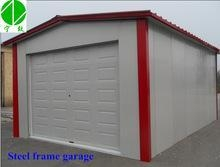 China Insulated metal storage shed as garage on sale