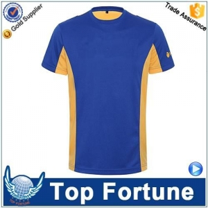 China Professional customized high quality dry fit t shirt on sale