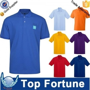 China OEM golf polo shirt for men professional manufacturer on sale