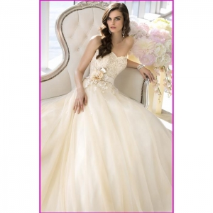 China Free shipping online sales ESSENSA Gowns, Wedding Dresses D1472 on sale