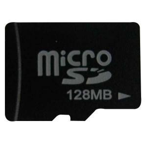 China 128MB TF Micro SD memory card on sale