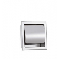Paper Holder Stainless Steel Tissue Box