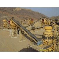 China Aggregate Making Plant on sale