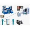 China Semi automatic blow molding machine for sale