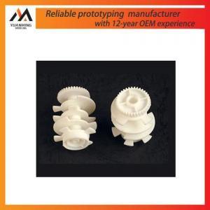 China Processing SLA prototypes mirror polish ABS rapid prototypes on sale