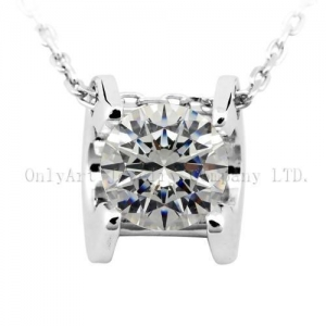 China Fashion Design 925 Sterling Silver Necklace Jewelry on sale