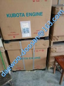 China Engine Parts Kubota V1505-E2B-EU ENGINE ASSEMBLY on sale