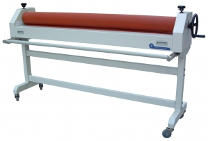 China 1300mm 51inch Pressure Sensitive Cold Mount laminator TSS1300 on sale
