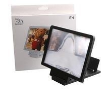 China New portable video mobile phone tablet screen magnifier 3times enlarge on sale