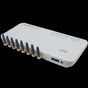 China sip ip pbx 8 ports voip gateway gsm build sms gateway on sale