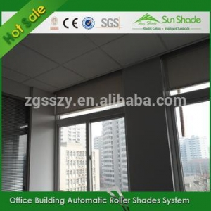 China Remote Control night vision Window Roller Blinds on sale