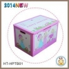 China HT-HPTB01 Wooden toy box wholesale Princess Series for sale