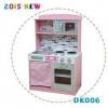 China HT-DK006 Girl's Play Kitchen Toy Set for sale