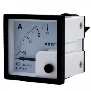 China Pointer Meter Home Analog meters/Analog voltmeter HN-48 on sale