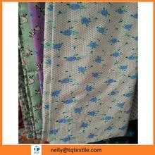 China online shopping textiles customs printed cotton flannel fabric for african on sale