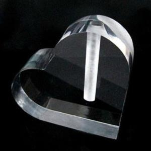 China Clear Acrylic Vase on sale