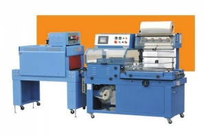 China automatic l shrink packing machine on sale