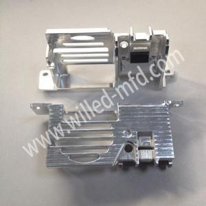 China Precision CNC Machining Heat Sink on sale