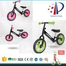China 2016 hot sale no pedal baby racing bike balance bicycle high quality baby bike on sale