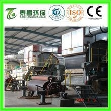 China China manufacturer 5t/d 1760mm modle toilet paper making machine on sale