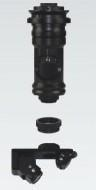 China Optical Lens Zoom Microscope Optical System (Model:HT-108) on sale