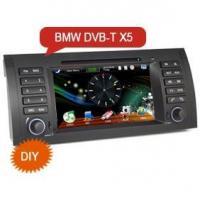 """Erisin ES1153B 7"""" BMW 5 X5 7 Special Car DVD Player Used"""