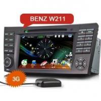 Erisin ES7501B HD Hi-Fi Car DVD Player For BENZ E-Class W211 G-Class W463