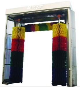 China Truck Tire Test Tanks(with lift) Bus Wash Machine on sale