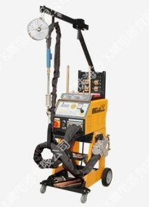 China Resistance Spot Welding Machine with X-type Gun on sale