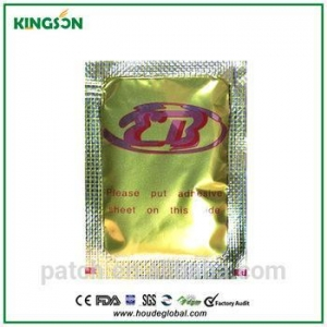 China healthcare bamboo detox foot patch on sale