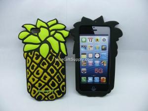 China Stylish Creative Silicone Smart Phone Shell on sale