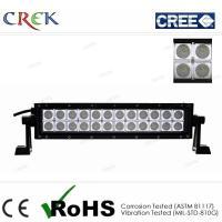72W 12 Inch Dual Row CREE LED Light Bar