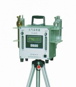 China TH-110F Portable Air Sampler on sale