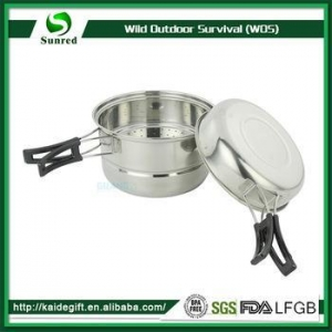 China Low Cost High Quality Camping Cooking Pot on sale