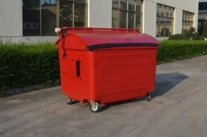 China corrugated bin on sale