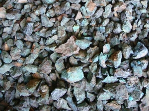 China Imported products Product name: Copper ore on sale