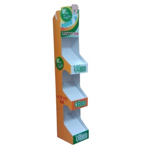 China High Quality Cardboard Sidekick Display ,Cardboard POP Stand on sale
