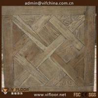 Architecture Design French Oak Engineered Multilayer Versailles Parquet Wood Flooring