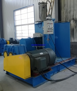 China Rubber&plastic machinery Dispersion mixer on sale